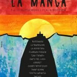 Cartel de las fiestas de La Manga 2015