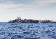 La Isla Hormiga, dentro de la Reserva Marina de Cabo de Palos – Islas Hormigas