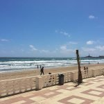 Playa de Las Sirenas en La Manga del Mar Menor (Archivo).