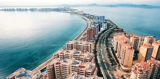 Según el sector inmobiliario La Manga es el lugar más caro de España para comprar de segunda mano.