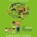 Cartel del XV Mercadillo de Artesanía y Segunda Mano.