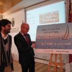 El titular de Turismo, Juan Hernández, presentó ayer una campaña on-line de promoción turística hacia Europa