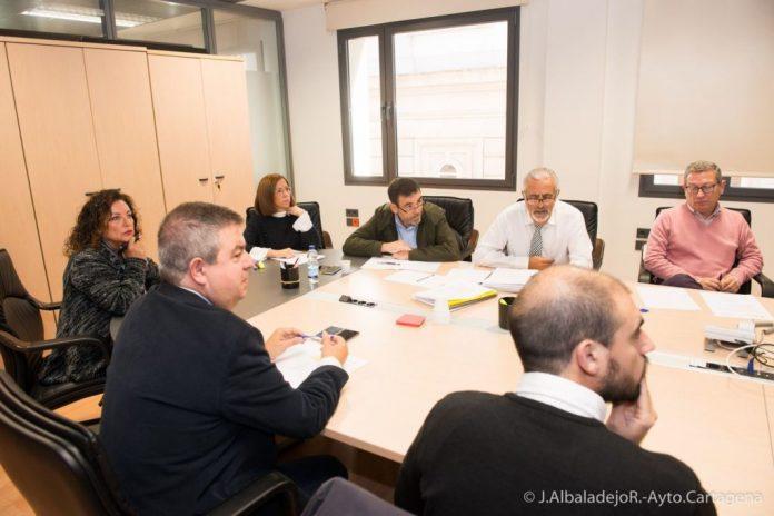 La Comisión de Urbanismo del Ayuntamiento de Cartagena autorizó ayer