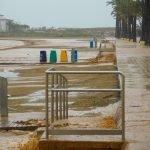 Imagen de archivo de las inundaciones del pasado mes de septiembre en Mar de Cristal.