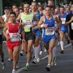 La maratón es una prueba de algo más de 42 km de distancia.