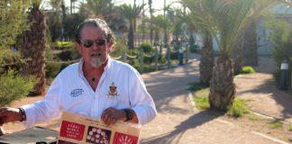 García del Toro volverá a dar una charla en Las Amoladeras el próximo domingo 13 de diciembre.
