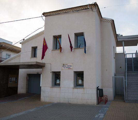 Papá Noël visitará el Centro Social de Los Belones.