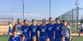 Los Juveniles del Los Belones C.F. ganaron a domicilio al C.D. La Manga.