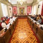 Pleno del Ayuntamiento de Cartagena (imagen de archivo).