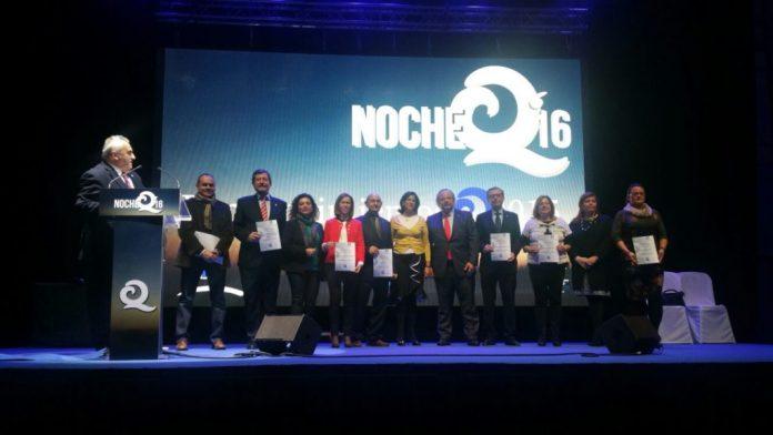 Cartagena recibió, junto a otros muchos municipios, los certificados Q de calidad para algunas de sus playas.