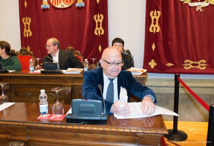 El concejal de Ciudadanos, Manuel Padín, logró el jueves la aprobación de la Junta Vecinal número 13 para el Rincón de San Ginés