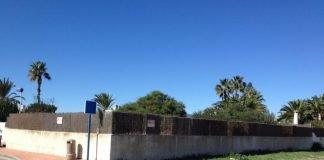 El Ayuntamiento de San Javier advierte a los propietarios de solares de su obligación de mantenerlos limpios