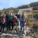 ANSE y Medio Ambiente han llevado a cabo la campaña de anillamiento de aves en Isla Grosa.