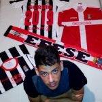 El futbolista de Los Belones, Sergio Jiménez, renueva con el F.C. Cartategena