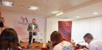 El grupo parlamentario Podemos ha presentado en la Asamblea Regional tres enmiendas parciales destinadas al Mar Menor.