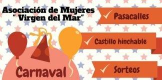 Cartel del Carnaval 2016 de Cabo de Palos.