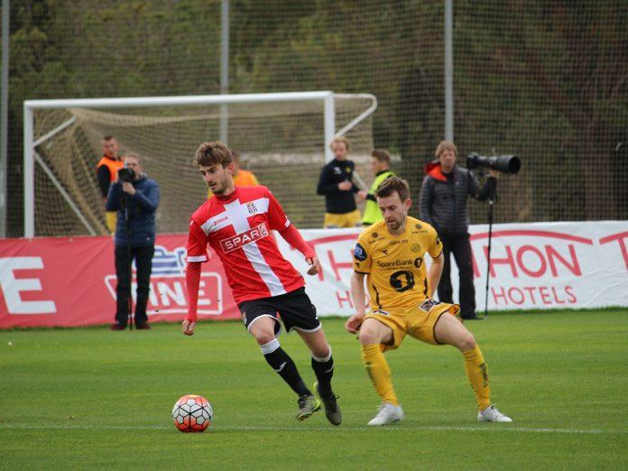 El F.C. Cartagena cayó ante el Bodo Glimt noruego ayer en La Manga Club.