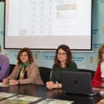 El Ayuntamiento de San Javier presento ayer a los medio de comunicación la nueva aplicación Línea Verde