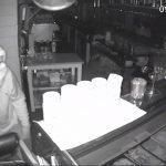 Imagen captada por la cámara de vigilancia del restaurante Área Sunset en La Manga