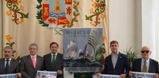 Presentación de la II Regata Costa Cálida en el Ayuntamiento de Cartagena