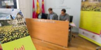 Presentación del Programa de Ocio Alternativo el pasado viernes 1 de abril.