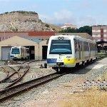El Ayuntamiento de San Javier quiere que FEVE llegue hasta su municipio (imagen de archivo)