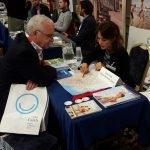 Imagen de la Irish Travel Industry Trade Show, celebrado este fin de semana y en el que ha participado la Región