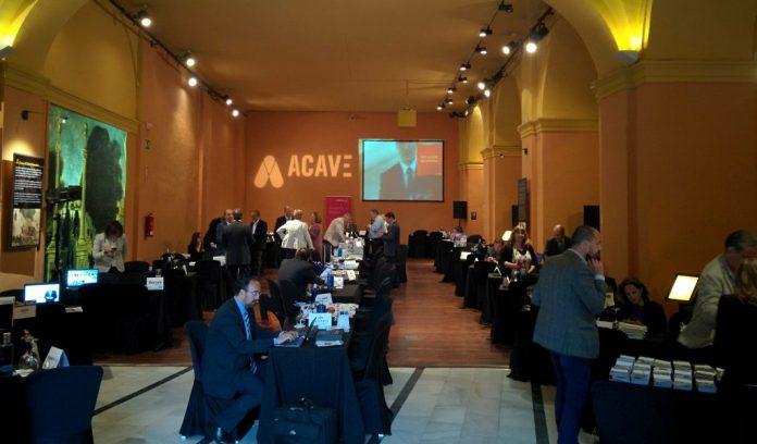 Imagen de la última reunión de trabajo que tuvo lugar en Sevilla el pasado día 21