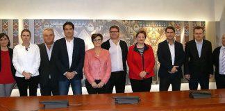La Comisión del Mar Menor protestará formalmente por la no comparecencia de Salvador García-Ayllón a una reunión a la que había sido citado