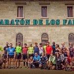 Cartel de la 3ª edición de la Maratón de los Faros.