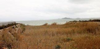 La rambla del Albujón es uno de los focos contaminantes más graves del Mar Menor