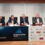 Ayer se inauguró en Cartagena el III Congreso Marítimo Nacional