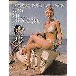 La Manga tenía tanta vida social en los setenta que hasta se publicaban libros sobre ella.