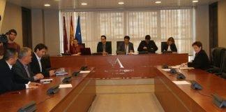 Esta vez el director general de Costas, Salvador Garía-Ayllón, sí ha comparecido ante la Comisión del Mar Menor