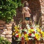 Mañana domingo concluyen las Fiestas Patronales en honor a San Isidro en Los Belones.