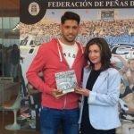 Sergio Jiménez, mejor jugador del F.C. Cartagena según las peñas.