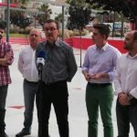Ciudadanos mantuvo ayer lunes una reunión en San Pedro del Pinatar para analizar la situación del Mar Menor