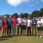 La Comunidad lleva realizando importantes campañas de promoción del golf en diversos países europeos