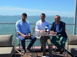 San Pedro, San Javier y Los Alcázares apuestan por usar el turismo deportivo para revitalizar el Mar Menor