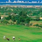Los campos de golf de La Manga Club acoge a las categorías inferiores del Campeonato de España de Golf