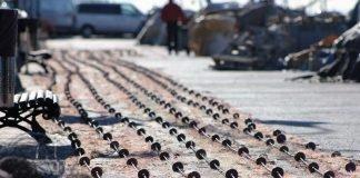 Pescadores del Mar Menor denuncian la rotura de artes de pesca por parte de furtivos (Imagen de archivo).