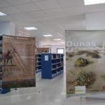 """La exposición """"Arenales, un mar de arena"""" podrá ser visitada hasta el 10 de agosto de 9:00 a 20:45."""