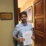 Podemos ha presentado en el Congreso de Diputados la primera iniciativa de su partido destinada a salvar el Mar Menor