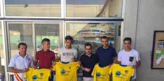 5 futbolistas de La Manga fueron homenajeados esta semana en Playa Paraíso.