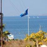 El Mar Menor visto desde Playa Paraíso (imagen de archivo).