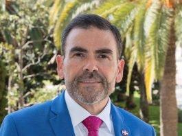 El alcalde de Cartagena, José López.
