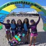Tribu del Sol, un programa que trata de usar el kitesurf como instrumento de integración social