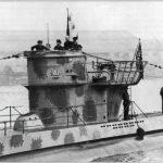 Imagen de parte de la tripulación del U-83