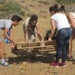 Medio Ambiente organizará el sábado una actividad de recogida de residuos en las playas de Calblanque.