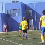 El fútbol base vuelve este fin de semana al polideportivo de Playa Paraíso, sede del C.D. La Manga.